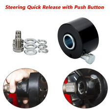 1X Steering Wheel Quick Release Disconnect Hub 3/4 Steering Wheel Quick Release