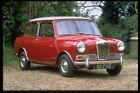 354099 Riley Elf Mark1 Saloon 1962 A4 Photo Print