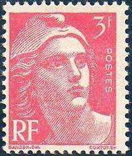 "FRANCE N°716 "" MARIANNE DE GANDON 3F ROSE "" NEUF xx TTB"