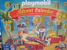 PLAYMOBIL PIRATES ADVENT CALENDAR 4156 115PC