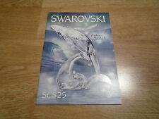 Swarovski SCS25 2012 Paikea Whale Brochure