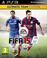 FIFA 15 -- Ultimate Team Edition (Sony PlayStation 3, 2014)