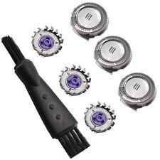 3 Stück Ersatz Scherkopf Messer Rasierapparat für Philips HQ8 PT860 Rasierer