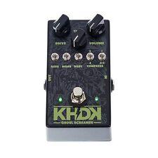 KHDK Kirk Hammett Ghoul Screamer Overdrive Guitar Multi Effects FX Pedal