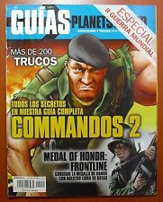 Guías Commandos 2 + Medal of Honor: Frontline (PS2, PS3, Game Cube, XBOX, PC)