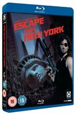 Escape From New York - Sealed NEW Blu-ray - Kurt Russell