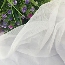 1 Metre Elastic Lace Fabric Transparent Tulle Mesh Fabric For Dress 150cm Width