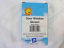 X10 Ds12A Smart Security Door/Window Sensor for Sc1200 Console