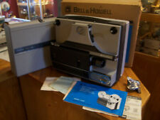 BELL & HOWELL MULTI MOTION 8 MM SUPER 8 MOVIE MOVIE PROJECTOR Open Box