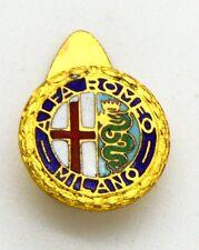 Distintivo Alfa Romeo cm 1,5 (Piedino Al Contrario)