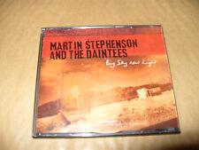 Martin Stephenson &The Daintees Big Sky New Light Volume One 1 cd 4 track single