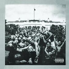 Kendrick Lamar To Pimp A Butterfly HW 2LP CLEAR VINYL ALBUM LIMITED EDITION