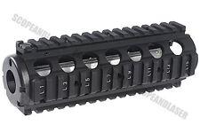 G&P Aluminum MK18 Mod O RIS for Marui AEG - Black GP-SPE014