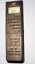 VINTAGE JVC Tv Telecomando PQ10779 UM-3 e HR-D860EK ORIGINALE JVC VIDEOREGISTRATORE manuale