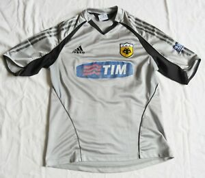 AEK ATHENS Adidas Third Shirt 2005/06 (S)