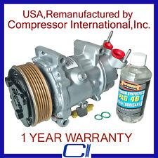 Fits 2007-2015 Mini Cooper A//C Compressor GPD 36846ZT 2009 2008 2010 2011 2012 2