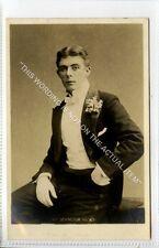 (Ga7724-100) Real Photo of Mr Seymour Hicks, Theatre Actor c1904 Unused VG