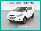 2015 Hyundai Tucson GLS Sport Utility 4D Electronic Stability Control Bluetooth Wireless Side Air Bags Traction Control