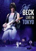 Jeff Beck - Live IN Tokyo Nuovo DVD