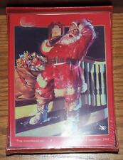 NOS 1995 USA COCA~COLA SEALED 16 SEASON'S GREETINGS CHRISTMAS CARDS w/ENVELOPES