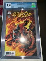 Amazing Spiderman Volume 5 #5 CGC 9.8 Boomerang Kraven free shipping