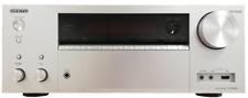 Onkyo TX-NR 656 S 7.2-Kanal-AV-Netzwerk-Receiver silber