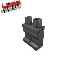 neu LEGO Minifiguren Beine // Unterkörper dunkelgrau 2 x 970c00