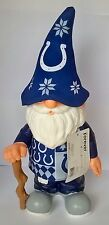 "Indianapolis colts nfl ugly sweater jersey bonnet équipe 12"" gnome"
