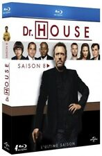 Dr.House saison 8 BLU-RAY NEUF SOUS BLISTER