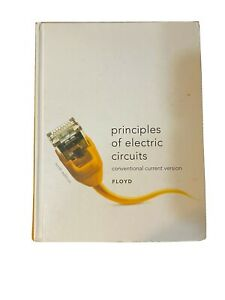 Principles of Electric Circuits:Conventional Current Version Thomas Floyd 9th Ed