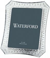 "WATERFORD CRYSTAL LISMORE PICTURE FRAME 8 x 10"" - BRAND NEW/GIFT BOXED"
