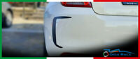 adesivi auto fiat 500 abarth kit estetico paraurti sticker decal carbon cover