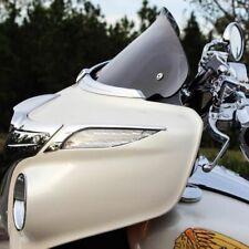 Kuryakyn Dark Smoke 9 Windshield for Indian 2014-2018 Chieftain and Roadmaster Models