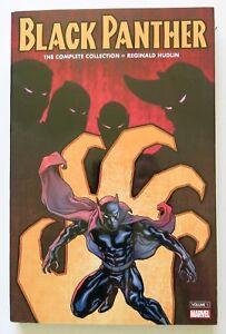 Black Panther Vol. 1 Complete Collection Hudlin Marvel Graphic Novel Comic Book