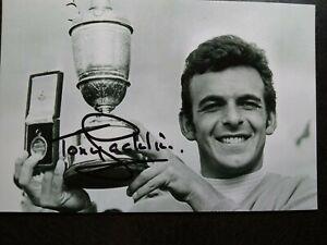 TONY JACKLIN Hand Signed Autograph 4X6 Photo  - 2X US OPEN CHAMPION -GOLF LEGEND