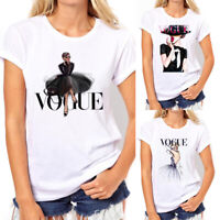 Camisetas Verano Mujer T Shirt Vogue Harajuku Female Leisure Aesthetic Shirt FJ