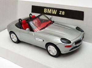 NewRay 1/43 Scale Model Car 159024 - BMW Z8 - Silver