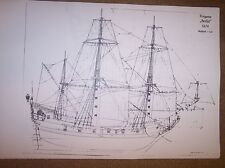 FREGATE BERLIN ship plan