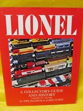 M & T LIONEL - A Collectors Guide and History - Volume 1V:  1970 - 1980