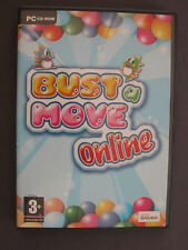 Vintage PC CD-ROM BUST A MOVE ONLINE