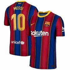Messi Barcelona Men Home Jersey