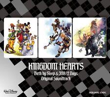 KINGDOM HEARTS BIRTH BY SLEEP & 358/2 DAYS ORIGINAL SOUNDTRACK(3CD) [Audio CD]