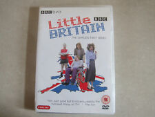Little Britain The Complete First Series 2 x DVD