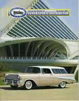 1957 Nomad - Generator & Distributor Magazine Volume 46, #11 SEPT 2007