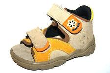 Richter Baby-Schuhe im Sandalen-Stil aus Leder