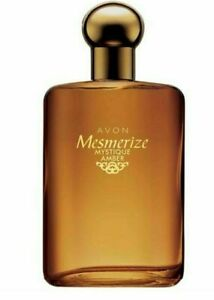 AVON Mesmerize Mystique Amber for Him Eau de Toilette Spray 100 ml New Boxed