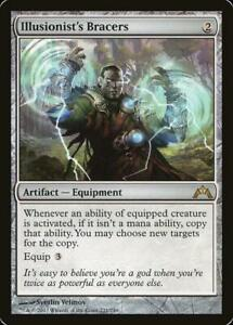 Illusionist's Bracers - NM - Rare - MTG Gatecrash