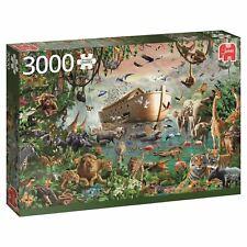 Noah's Ark - 3000 Pieces Jigsaw Puzzle Jumbo