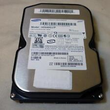 """40 GB Samsung HD040GJ/P FW:ZG100-34 P/N:1371J1FL350476 3.5"""" Hard drive SATA/HDD"""
