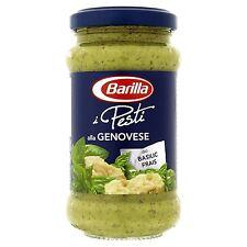 Barilla Pesto Genovese Sauce with Basil, 190 g
